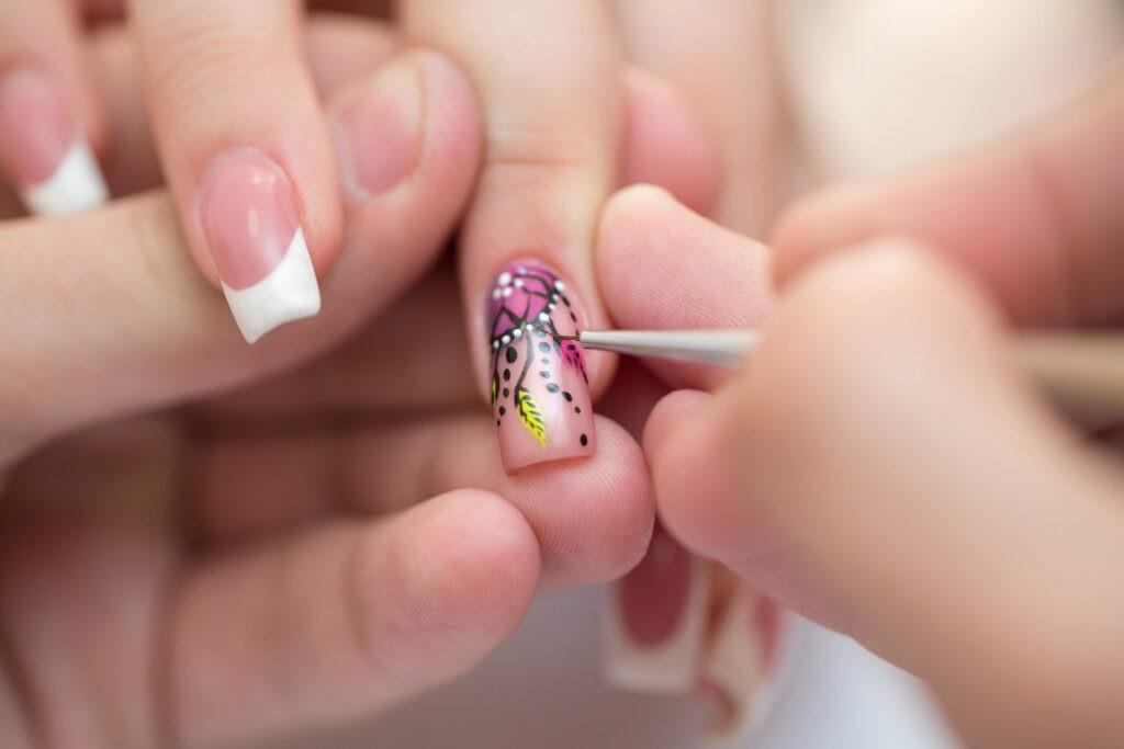 Detoxifierea unghiilor după manichiura cu gel 1
