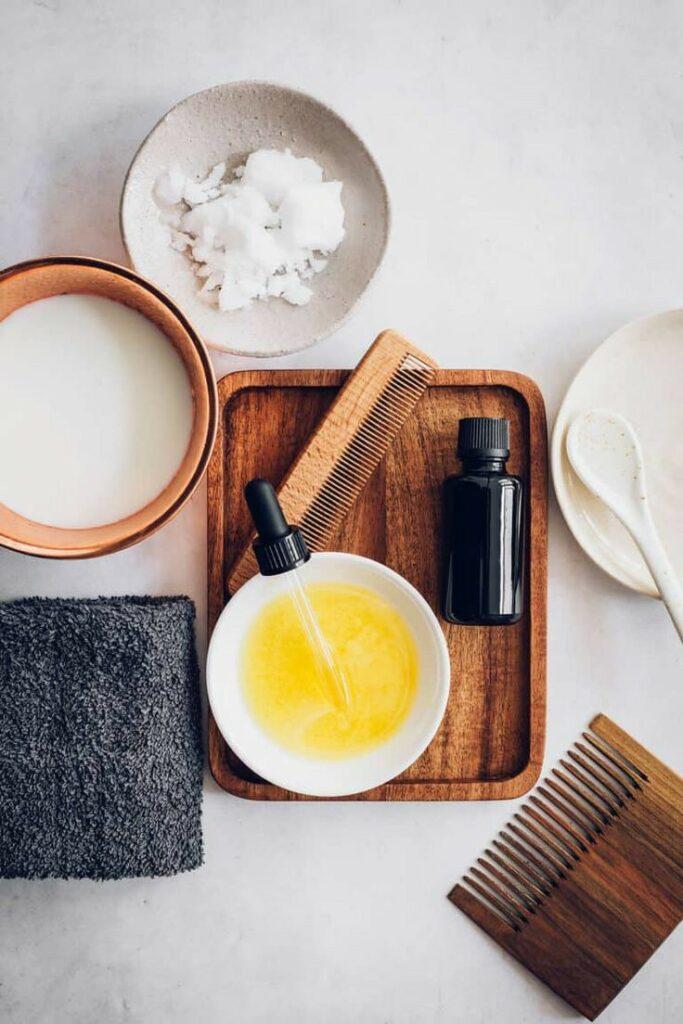 Beneficiile uleiului de argan asupra părului 1